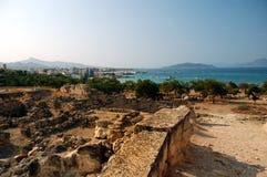 Isola di Aegina Immagini Stock