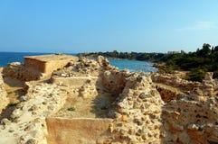 Isola di Aegina Immagine Stock