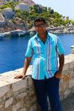Isola di Aegina - Grecia Fotografie Stock