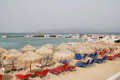 Isola di Agistri, Grecia Immagine Stock