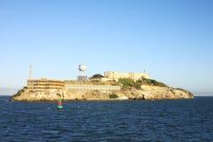 Isola di Alcatraz Fotografie Stock Libere da Diritti