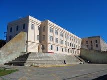 Isola di Alcatraz a San Francisco immagini stock
