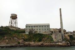 Isola di Alcatraz - San Francisco - California fotografia stock libera da diritti