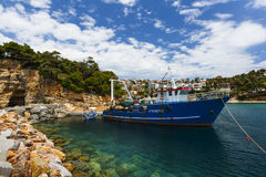 Isola di Alonissos Fotografia Stock Libera da Diritti