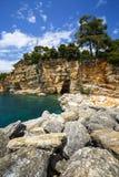 Isola di Alonissos Immagine Stock Libera da Diritti