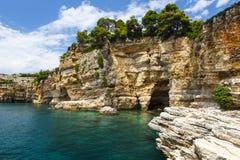 Isola di Alonissos Fotografie Stock