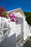 Isola di Andros fotografia stock