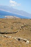 Isola di Andros Fotografie Stock Libere da Diritti