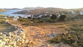 Isola di Arki Fotografie Stock