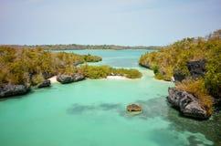 Isola di Baeer Immagini Stock