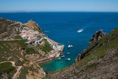 Isola di Berlenga - Portogallo immagine stock libera da diritti