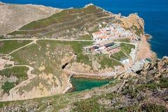 Isola di Berlenga - Portogallo Fotografia Stock