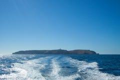 Isola di Berlenga - Portogallo immagini stock libere da diritti