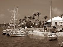 Isola di Bermude Fotografie Stock