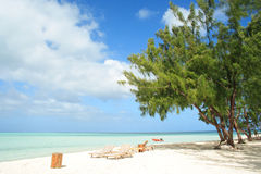 Isola di Bora Bora Fotografia Stock Libera da Diritti