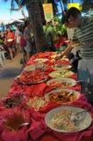 Isola di Boracay Fotografie Stock Libere da Diritti