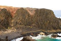 Isola di Canarie Fotografie Stock Libere da Diritti