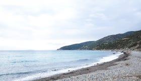 Isola di Caprera Fotografia Stock