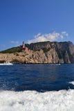 Isola di Capri Immagini Stock