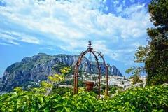 Isola di Capri, Italia Immagine Stock Libera da Diritti