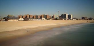 Isola di Coney Fotografia Stock Libera da Diritti