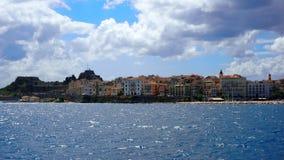 Isola di Corfù - Fotografie Stock Libere da Diritti