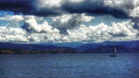 Isola di Corfù - Immagine Stock