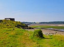 Isola di Cramond, Scozia Immagine Stock Libera da Diritti