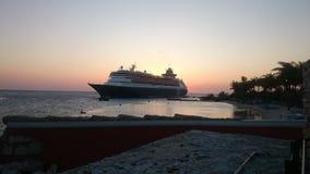 Isola di Curaçao Fotografia Stock Libera da Diritti