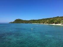 Isola di festa Fotografie Stock