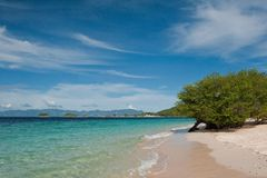 Isola di Filippine Fotografia Stock Libera da Diritti