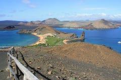 Isola di Galapagos Immagini Stock
