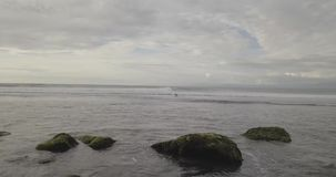 Isola di Gili, Indonesia video d archivio