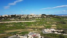 Isola di Gozo Fotografia Stock Libera da Diritti