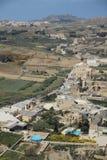 Isola di Gozo, Malta Immagini Stock Libere da Diritti