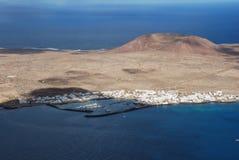 Isola di Graciosa della La Immagine Stock