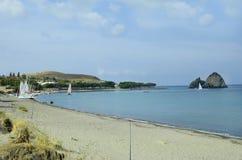 Isola di Greece_Lemnos Fotografia Stock Libera da Diritti