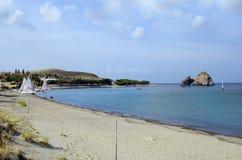 Isola di Greece_Lemnos Immagini Stock