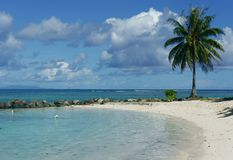 Isola di Hauhine Immagini Stock Libere da Diritti