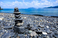 Isola di Hinngam Fotografie Stock