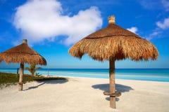 Isola di Holbox in Quintana Roo Messico Fotografia Stock Libera da Diritti