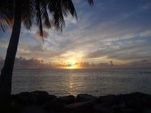Isola di Huahine Fotografia Stock Libera da Diritti