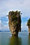 Isola di James Bond Immagini Stock Libere da Diritti