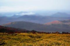 Isola di Jeju, paesaggio della Corea Fotografie Stock