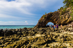 Isola di Kai, Satun Immagini Stock Libere da Diritti