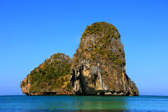 Isola di Karabi Fotografie Stock