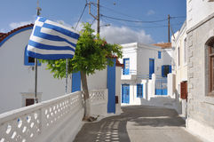 Isola di Karpathos Fotografie Stock Libere da Diritti