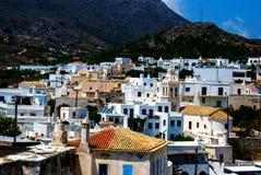 Isola di Kithira in mar Egeo Fotografie Stock