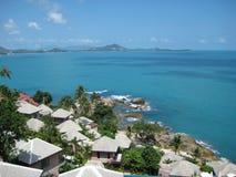 Isola di Ko Samui Fotografia Stock