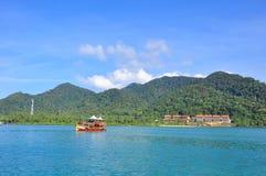 Isola di Koh Chang della Tailandia Fotografia Stock